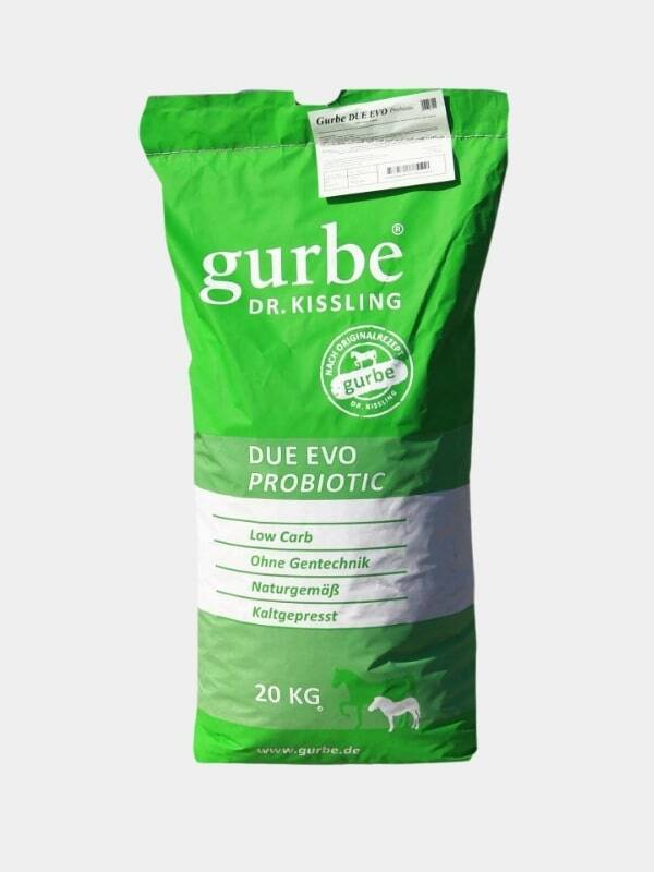 Gurbe Dr. Kissling Due Evo Probiotic