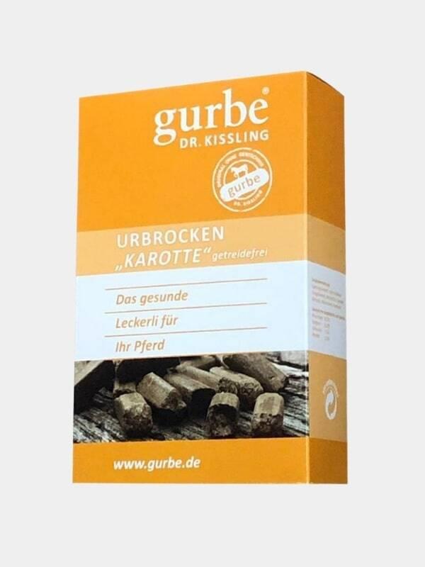 Gurbe Dr. Kissling Urbrocken Karotte