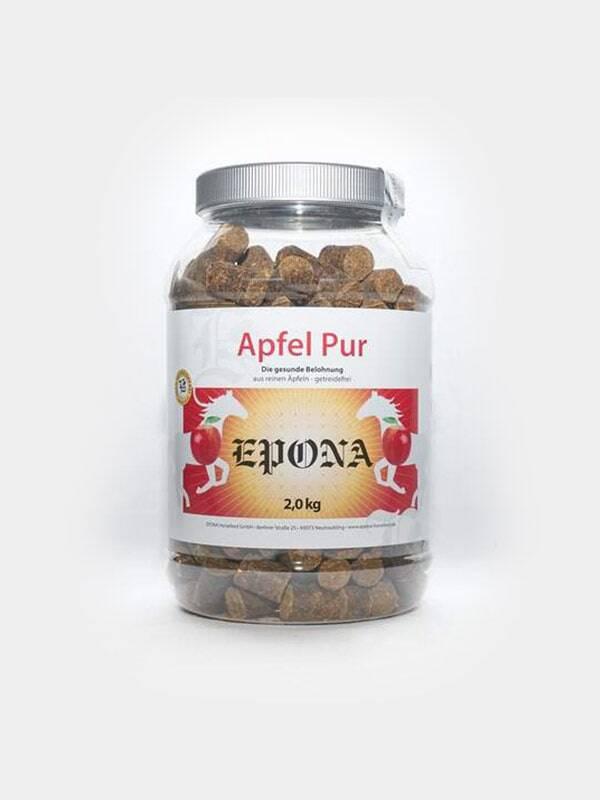 EPONA Apfel Pur Leckerli