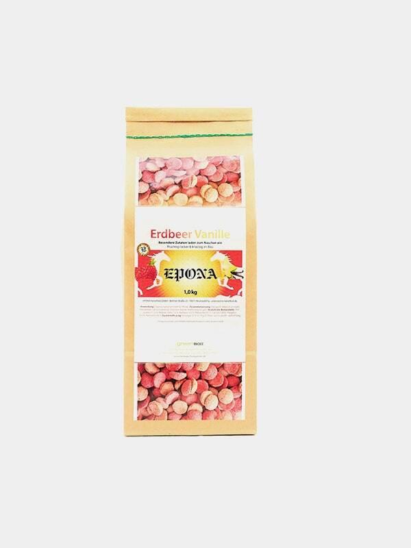 EPONA Erdbeer Vanille Snacks