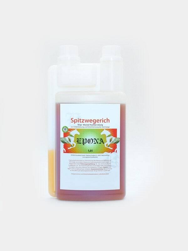 EPONA Spitzwegerich