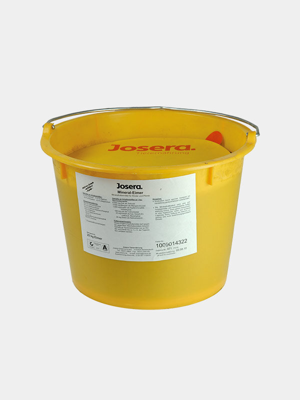 JOSERA Mineral Eimer Plus