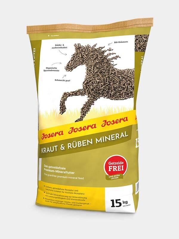 Josera Kraut & Rüben Mineral