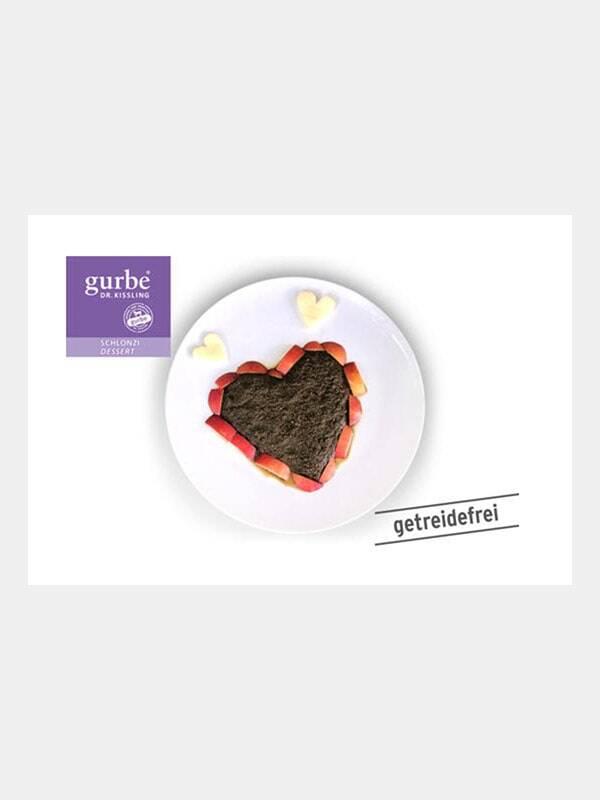 gurbe Schloniz Dessert Mash